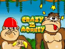 В интернет казино игра Обезьянки 2