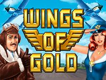 Золотые Крылья в казино онлайн на деньги