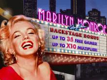 Джекпот, фриспины и бонусы автомата Marilyn Monroe