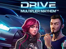Игровой аппарат Drive: Multiplier Mayhem